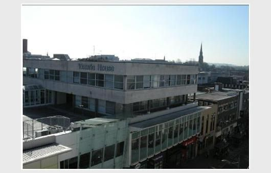 Office to let in Victoria House, Mander Centre, Wolverhampton