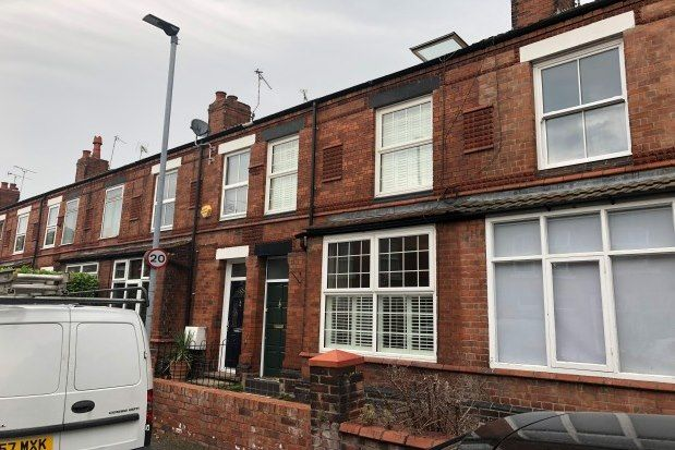 Thumbnail Room to rent in 22 Clare Avenue, Chester