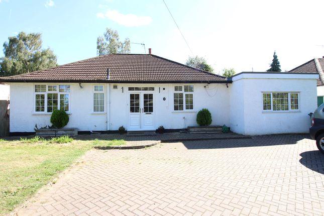Thumbnail Detached bungalow for sale in Leatherhead Road, Ashtead