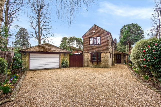 Thumbnail Detached house for sale in Little Oak Road, Bassett, Southampton, Hampshire