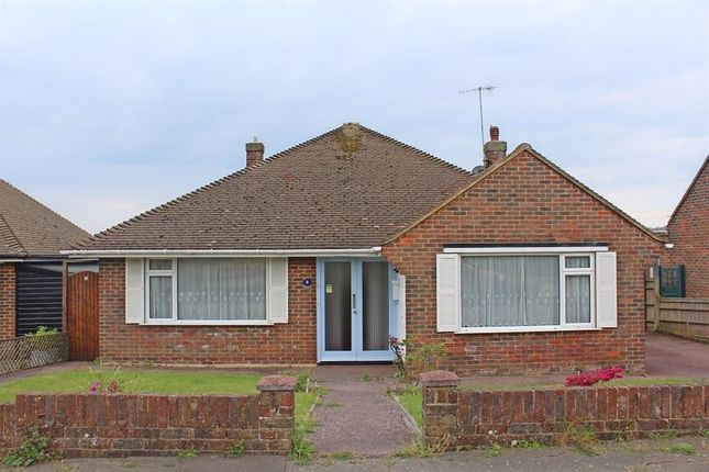 Thumbnail Bungalow to rent in Laburnum Gardens, Bexhill-On-Sea