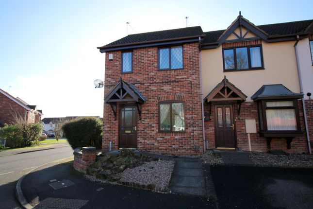 2 bed semi-detached house to rent in Atworth Grove, Littleover, Derby