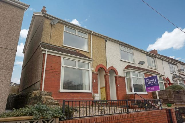 Thumbnail Terraced house for sale in Queens Villas, Ebbw Vale