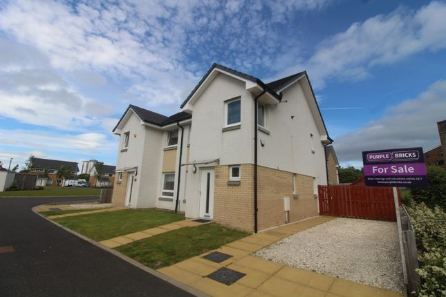 Thumbnail Semi-detached house for sale in Willowford Place, Glasgow