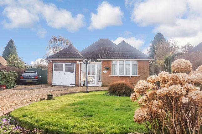 Thumbnail Detached bungalow for sale in Conchar Road, Sutton Coldfield