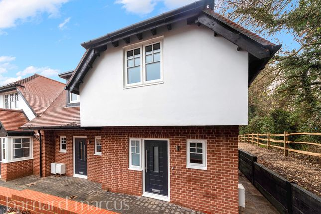 Thumbnail End terrace house for sale in Horseshoe Terrace, Brighton Road, Kingswood, Tadworth