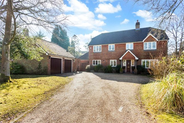 Thumbnail Detached house for sale in Pinewood Chase, Crowborough, East Sussex