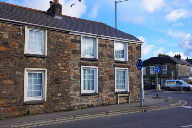 Thumbnail End terrace house for sale in Church Road, Redruth