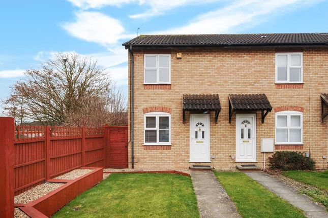 Thumbnail End terrace house for sale in Hawkslade, Aylesbury