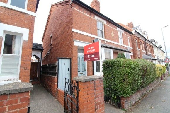 Thumbnail Semi-detached house to rent in Ryelands Street, Whitecross, Hereford