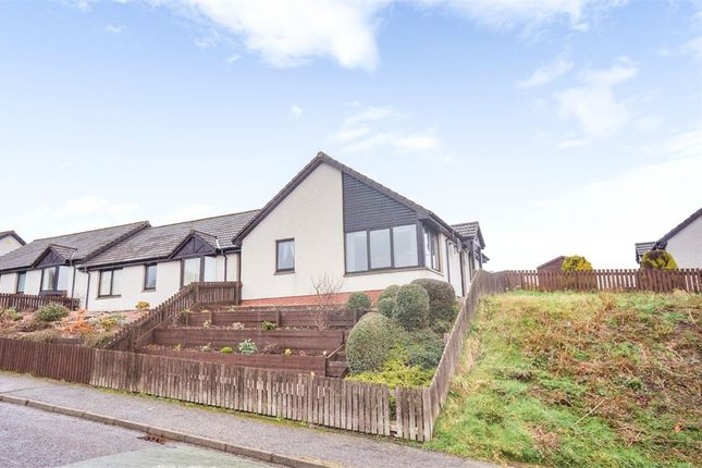 Thumbnail Detached bungalow for sale in Woodside, Alness, Highland