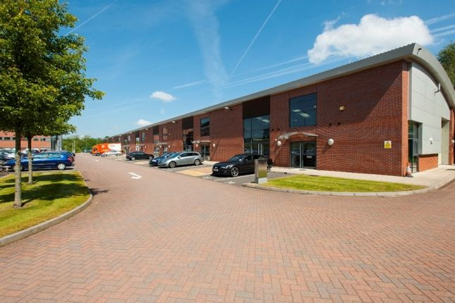 Thumbnail Light industrial to let in Unit 6, i2 Centre, Hamilton Way, Oakham Business Park
