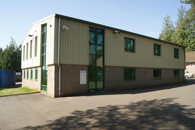 Thumbnail Office to let in Ground Floor Of Unit C, The Firs, Underwood Business Park, Wells
