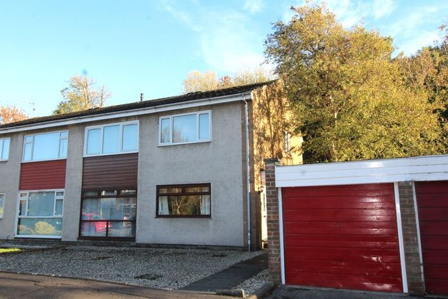 Thumbnail Flat for sale in Newbattle Abbey Crescent, Dalkeith