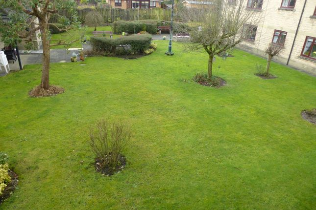 Communal Garden of Lowry Court, Mottram, Hyde SK14