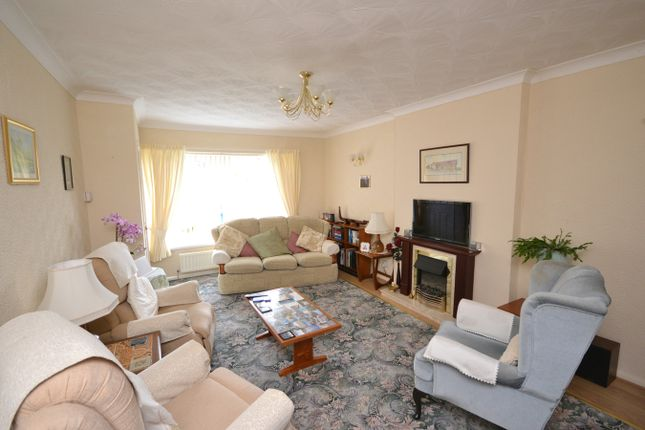 Lounge of Moor Park, Abergele LL22