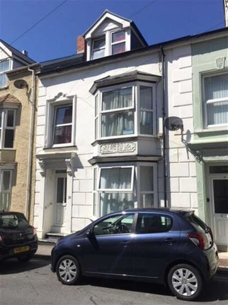 Thumbnail Terraced house for sale in 31, South Road, Aberystwyth