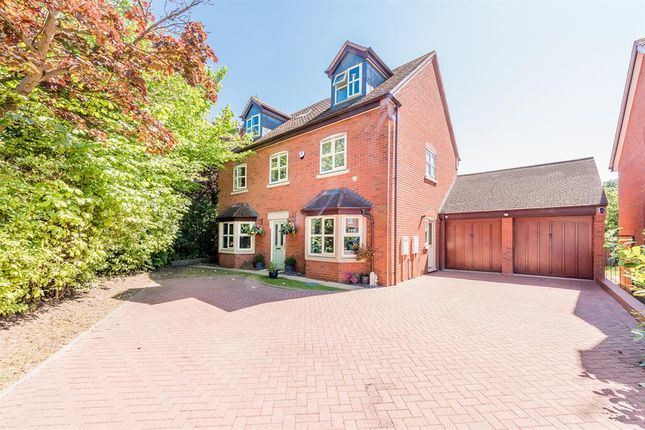 Thumbnail Detached house for sale in Meon Rise, Pedmore