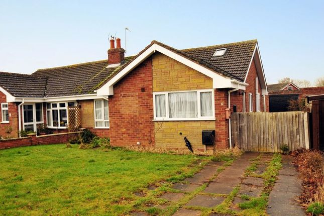 Thumbnail Semi-detached bungalow for sale in Lime Close, Alveley, Bridgnorth