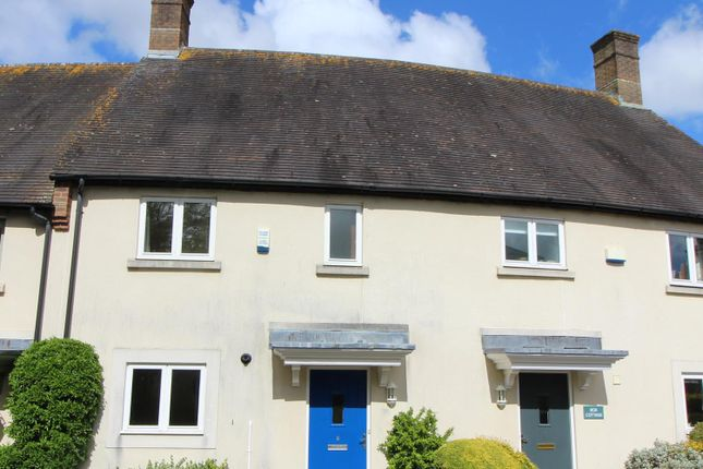 2 bed terraced house to rent in Badger Sett, Blandford St. Mary, Blandford Forum, Dorset DT11