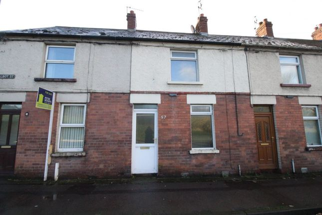 Thumbnail Terraced house for sale in Talbot Street, Newtownards