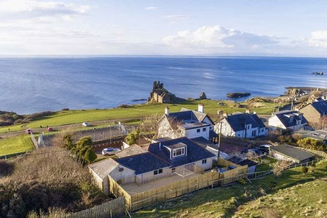 Thumbnail Bungalow for sale in Castle Road, Dunure, Ayr