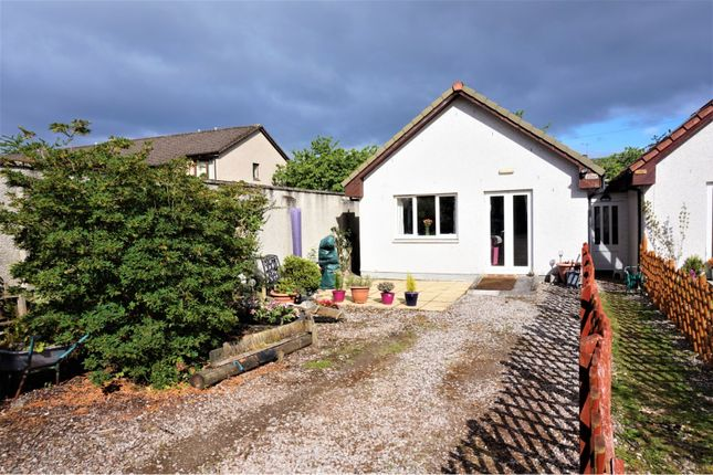 Thumbnail Detached bungalow for sale in Old Edinburgh Road, Inverness