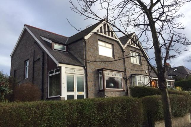 Thumbnail Semi-detached house to rent in Brighton Place, Aberdeen