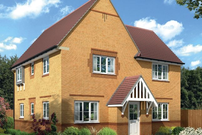 "Thumbnail Detached house for sale in ""Lincoln"" at Blackpool Road, Kirkham, Preston"