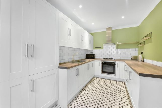 Thumbnail Terraced house to rent in Khama Road, London