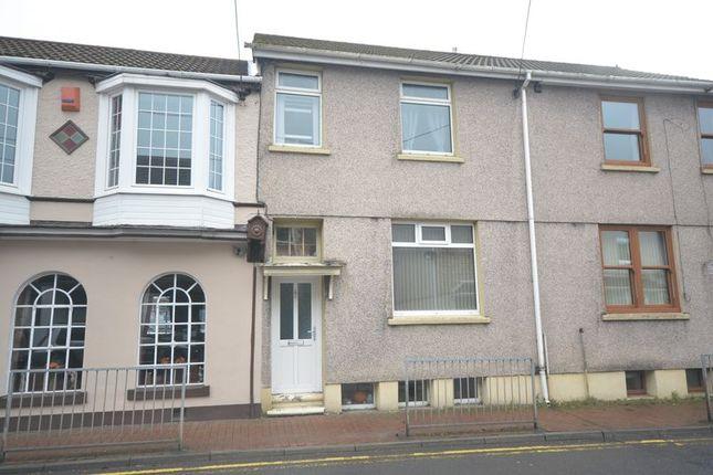 Thumbnail Terraced house for sale in High Street, Glynneath, Neath