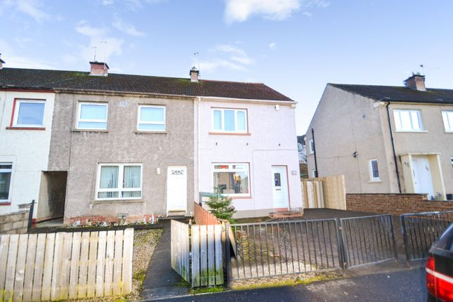 Thumbnail End terrace house for sale in Braehead Terrace, West Lothian EH496EE