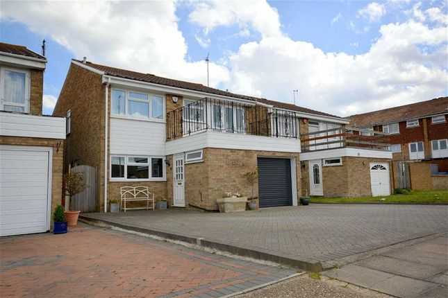 Thumbnail Detached house for sale in Eastchurch Road, Palm Bay, Kent