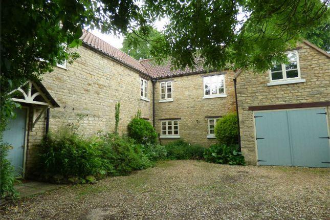 Thumbnail Detached house for sale in Rectory Lane, Glinton, Peterborough