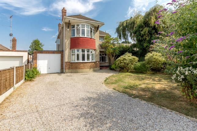 Thumbnail Detached house for sale in Eastwood, Leigh-On Sea, Essex