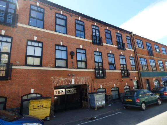 Thumbnail Flat for sale in Top Boot Factory, 20 Henry Street, Northampton, Northamptonshire