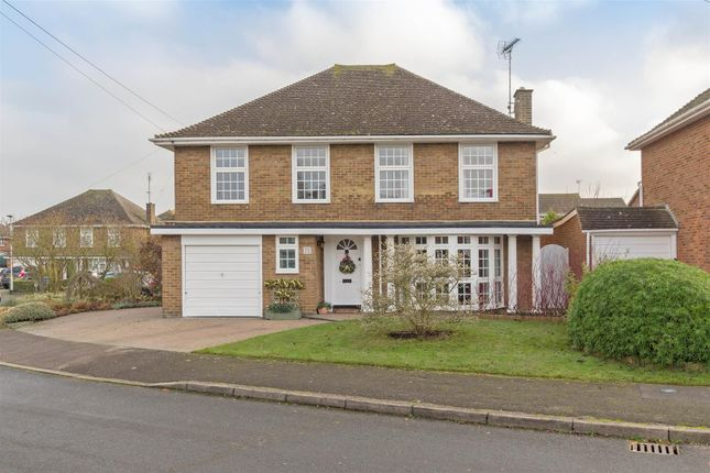 Thumbnail Detached house for sale in Morris Court Close, Bapchild, Sittingbourne