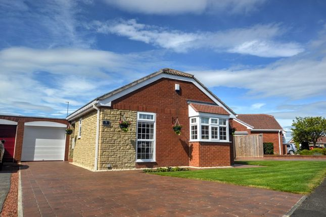 Thumbnail Bungalow for sale in Epsom Way, Blyth