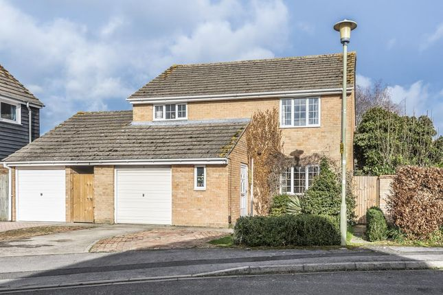 Thumbnail Detached house to rent in Donnington Place, Wantage