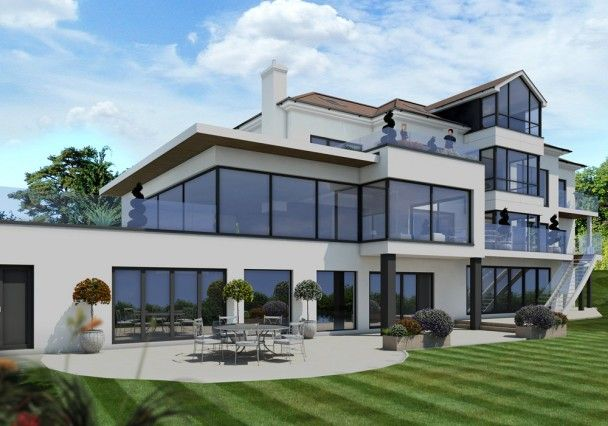 Detached house for sale in Belvedere House, Montreux Court, Douglas