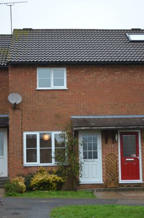 Thumbnail Terraced house to rent in Hawks Way, Ashford