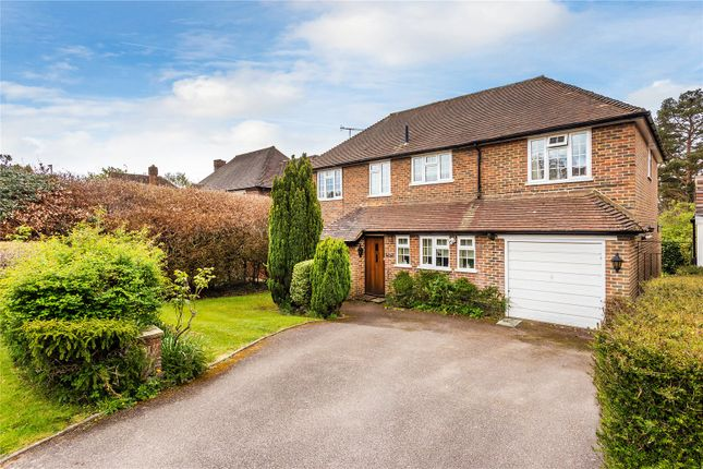 Thumbnail Detached house for sale in South Close Green, Merstham, Redhill, Surrey