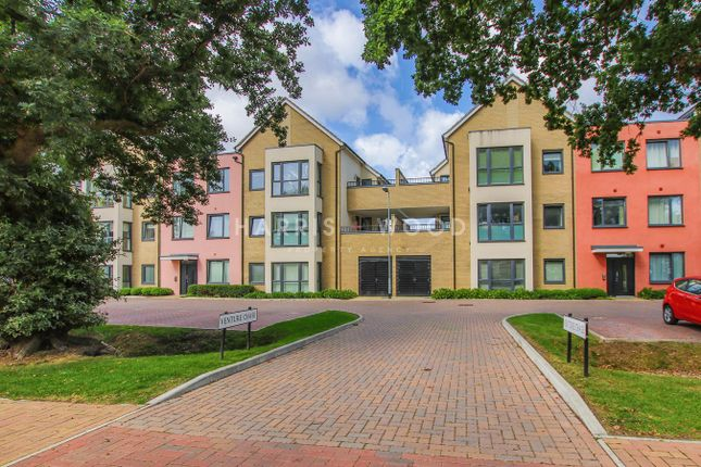 Thumbnail Flat for sale in Venture Chase, Colchester, Colchester