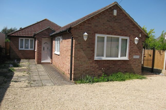 Thumbnail Detached bungalow to rent in Norman Avenue, Abingdon