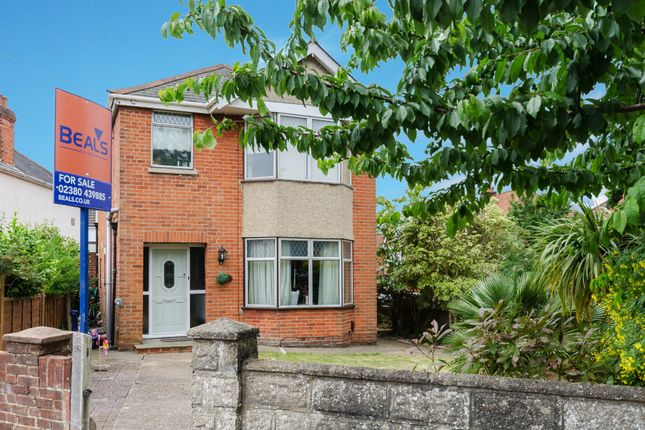 Thumbnail Detached house for sale in Deacon Crescent, Southampton