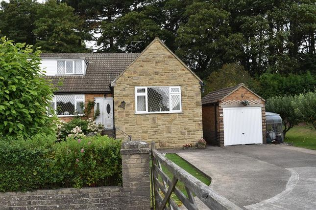 Thumbnail Bungalow for sale in Primrose Close, Ripon