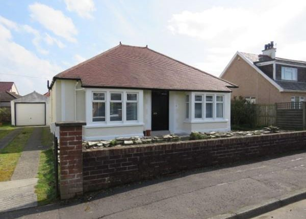 Thumbnail Detached bungalow to rent in Willow Avenue, Lenzie, Glasgow