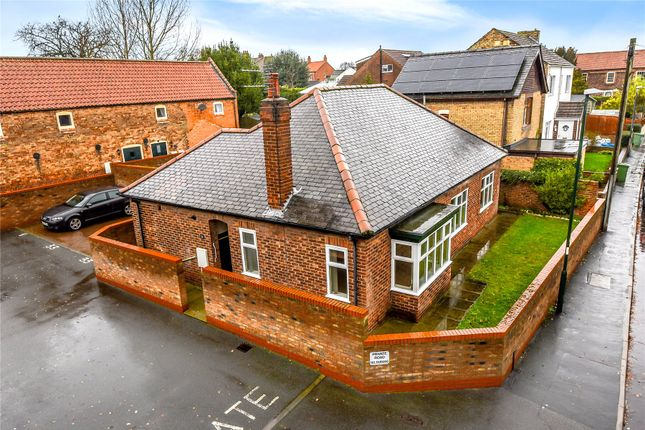 Thumbnail Bungalow for sale in High Street, Laceby
