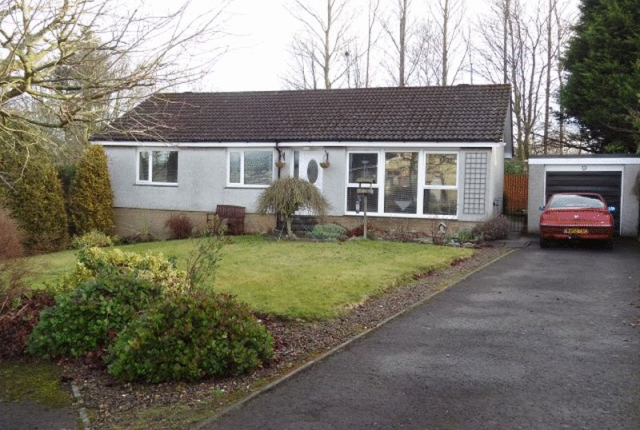 Thumbnail Bungalow to rent in Rosemount Crescent, Glenrothes, Fife 2Qq
