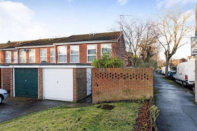 Thumbnail End terrace house for sale in Worcester Road, Sutton